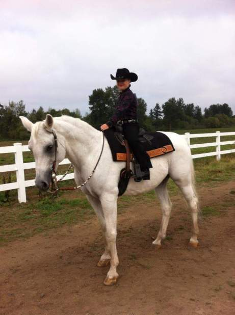 youth western rider
